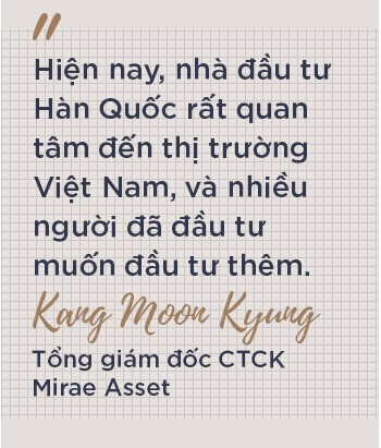 Duyên nợ đặc biệt của vị CEO Hàn Quốc với chứng khoán Việt Nam - Ảnh 8.
