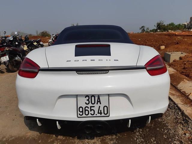 Ông trùm cafe Trung Nguyên trưng bày dàn siêu xe, xe siêu sang tại Buôn Ma Thuột - Ảnh 21.