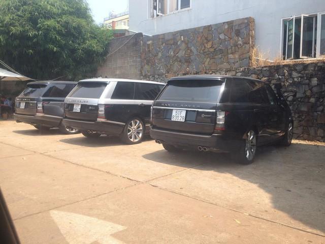 Ông trùm cafe Trung Nguyên trưng bày dàn siêu xe, xe siêu sang tại Buôn Ma Thuột - Ảnh 4.