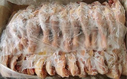 Thịt ngoại siêu rẻ tràn vào thị trường Việt - Ảnh 3.