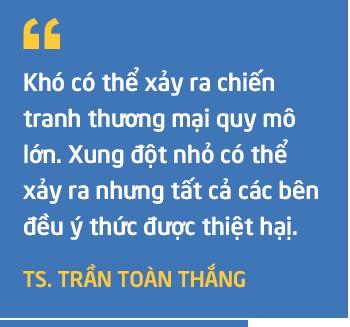 TS. Trần Toàn Thắng: Chiến tranh thương mại toàn cầu khó xảy ra, tôi tin Việt Nam sẽ tăng trưởng cao năm 2018! - Ảnh 3.