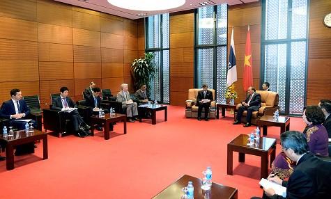 Thủ tướng nhấn mạnh việc sử dụng hiệu quả nguồn vốn ADB - Ảnh 1.