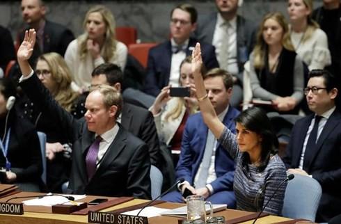 Hội đồng Bảo an công bố thêm danh sách trừng phạt Triều Tiên - Ảnh 1.
