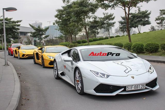 Video khám phá dàn siêu xe của đại gia Sài Gòn tham dự Car & Passion 2018 - Ảnh 1.