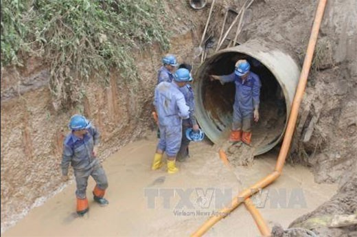 Ngày mai, 5-3 xét xử vụ vỡ đường ống nước sông Đà  - Ảnh 1.