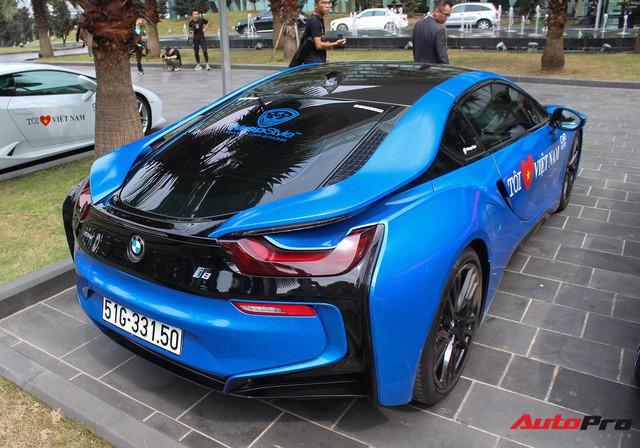 Video khám phá dàn siêu xe của đại gia Sài Gòn tham dự Car & Passion 2018 - Ảnh 7.