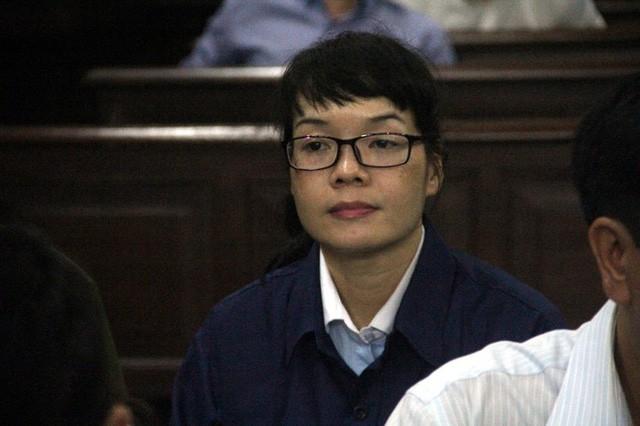 Phiên tòa Navibank ngày 6/3: Đại diện VietinBank khẳng định Huyền Như chiếm đoạt 1.500 tỷ đồng bằng nhiều hợp đồng gối nhau - Ảnh 2.
