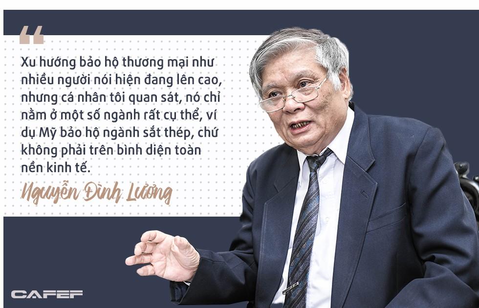 Những điều bất ngờ về CPTPP dưới góc nhìn của chuyên gia đàm phán quốc tế Nguyễn Đình Lương - Ảnh 2.