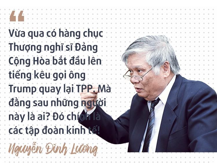 Những điều bất ngờ về CPTPP dưới góc nhìn của chuyên gia đàm phán quốc tế Nguyễn Đình Lương - Ảnh 5.