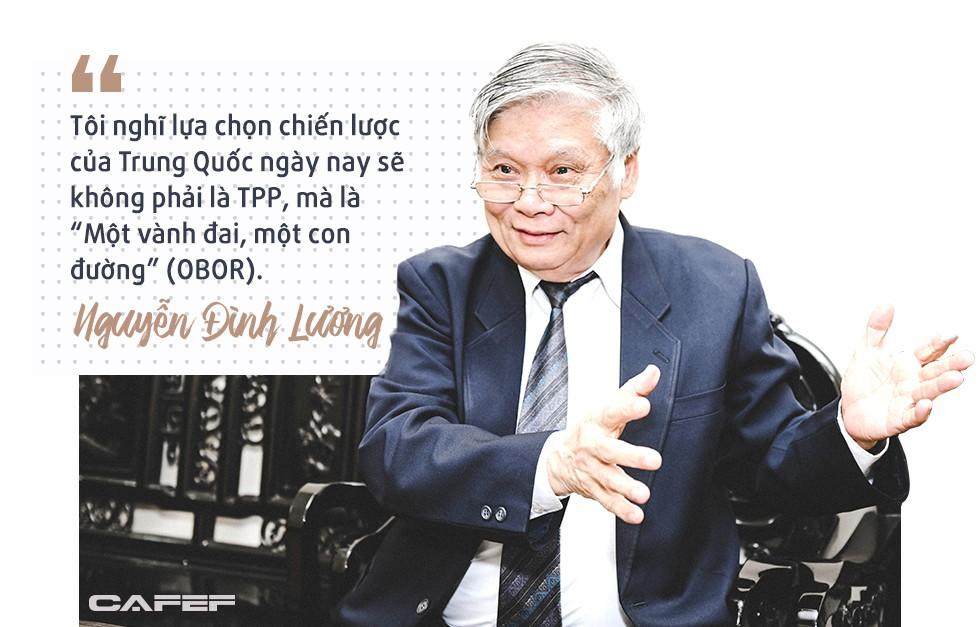 Những điều bất ngờ về CPTPP dưới góc nhìn của chuyên gia đàm phán quốc tế Nguyễn Đình Lương - Ảnh 7.
