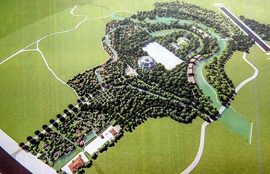 348 tỉ đồng thi công công viên hòa bình Mỹ Lai - Ảnh 1.