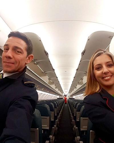Hãng hàng không có phi hành đoàn điển trai nhất thế giới - Ảnh 13.
