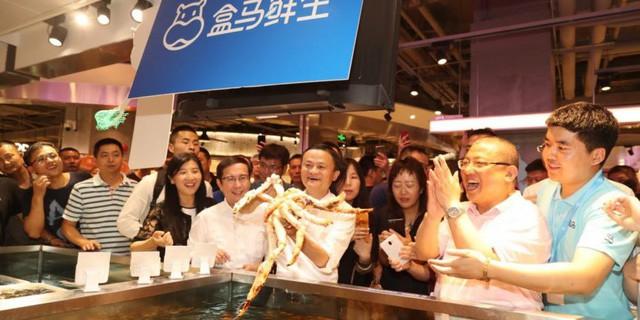 """Jack Ma tham vọng nắm người tiêu dùng """"trong lòng bàn tay"""" nhờ công nghệ và mô hình bán lẻ cách mạng: New Retail - Ảnh 5."""