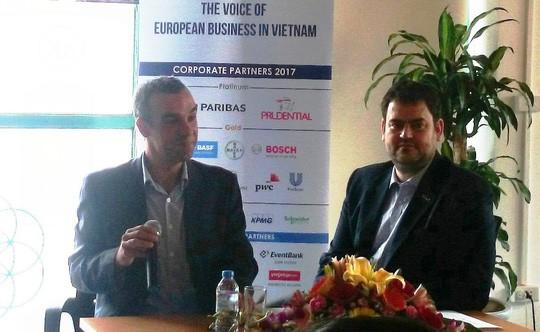 Hơn 50% DN thuộc EuroCham định tuyển thêm nhân lực Việt Nam - Ảnh 1.