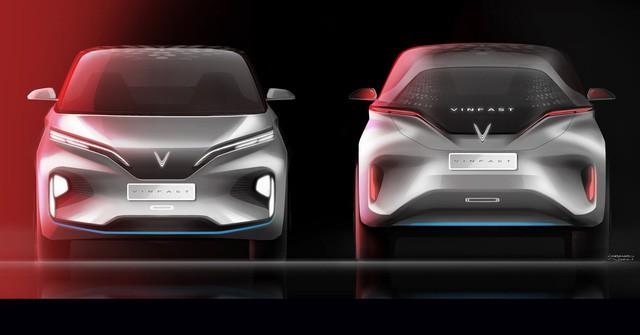 Cận cảnh 17 mẫu xe điện của VINFAST - Ảnh 39.