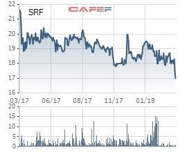 ĐHĐCĐ Searefico: Quyết tâm bước ra khỏi vùng an toàn khi thị trường cung cấp 83% doanh thu đang bị đe dọa - Ảnh 1.