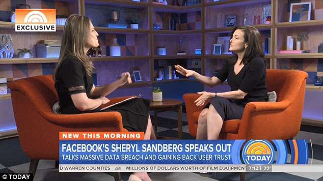 Facebook sẽ thay đổi nếu người dùng chịu đổi thay - Lời nhắn gửi từ cánh tay phải của Mark Zuckerberg - Ảnh 1.