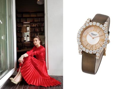 Có gì đặc biệt trong mẫu đồng hồ hơn 1 tỷ đang chinh phục những người nổi tiếng sành hàng hiệu - Ảnh 1.