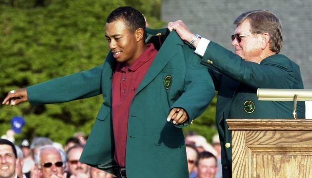 10 điều thú vị về chiếc áo Green Jacket - Ảnh 3.