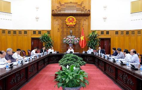 Thường trực Chính phủ họp về dự án đường sắt thành phố TPHCM - Ảnh 1.