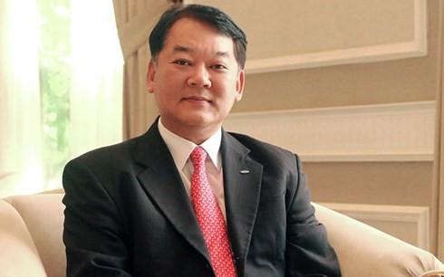 Sếp Samsung Việt Nam: Chiến thắng của đội U23 là bài học để giải quyết vấn đề năng suất lao động thấp - Ảnh 1.