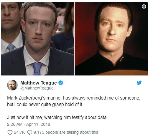 Hết ghế ngồi, quần áo, giờ dân mạng còn soi cả biểu hiện lạ của Mark Zuckerberg - Ảnh 3.