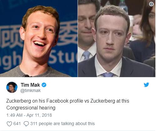 Hết ghế ngồi, quần áo, giờ dân mạng còn soi cả biểu hiện lạ của Mark Zuckerberg - Ảnh 5.