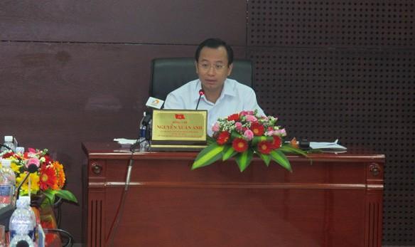 Ông Nguyễn Xuân Anh xin miễn sinh hoạt Đảng để điều trị bệnh dài hạn - Ảnh 1.