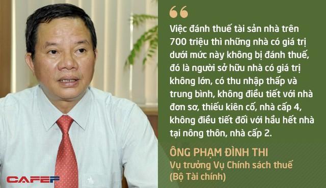 Quan điểm trái chiều của chuyên gia về đề xuất đánh thuế nhà trên 700 triệu đồng của Bộ Tài chính - Ảnh 8.