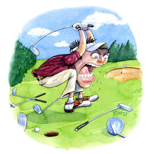 7 điều khắc cốt ghi tâm cho người muốn tập golf và mới chơi golf - Ảnh 1.
