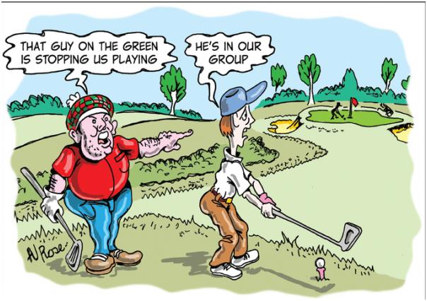 7 điều khắc cốt ghi tâm cho người muốn tập golf và mới chơi golf - Ảnh 2.