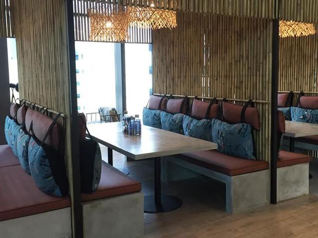 Văn phòng Google tại Singapore: Đồ ăn miễn phí, nhân viên có phòng ngủ, phòng cầu nguyện, cắt tóc, các bà mẹ có chỗ cho con bú, vắt sữa... - Ảnh 4.