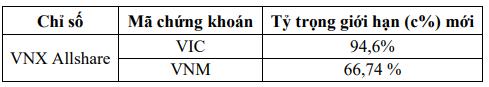 Cổ phiếu VHG bị loại khỏi rổ chỉ số VNSmall, VNAllshare và VNX Allshare - Ảnh 2.