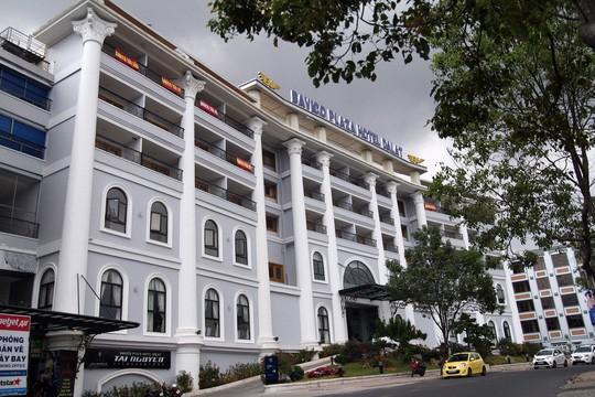 Ngân hàng Quân Đội xiết nợ khách sạn Bavico Đà Lạt - Ảnh 1.