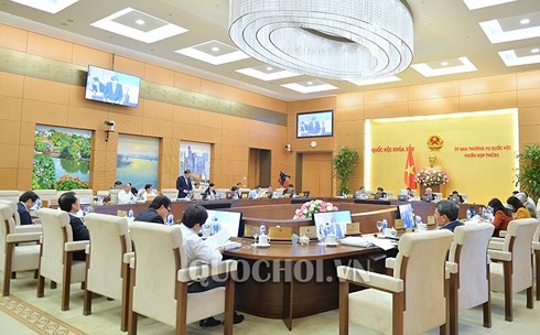 Bế mạc phiên họp thứ 23 của Ủy ban Thường vụ Quốc hội - Ảnh 2.