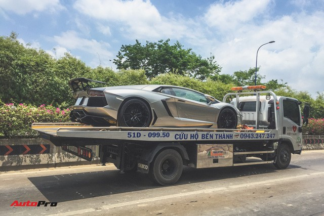 Ông chủ cafe Trung Nguyên tậu Lamborghini Aventador DMC độc nhất Việt Nam - Ảnh 12.