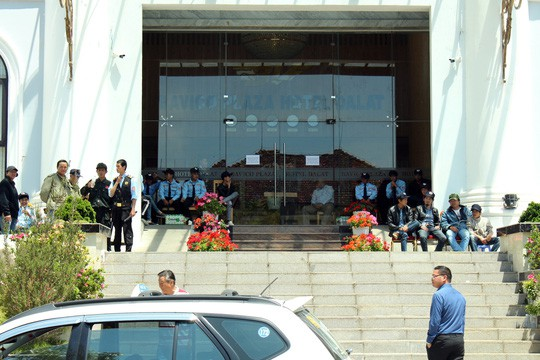 Ngân hàng Quân Đội xiết nợ khách sạn Bavico Đà Lạt - Ảnh 3.