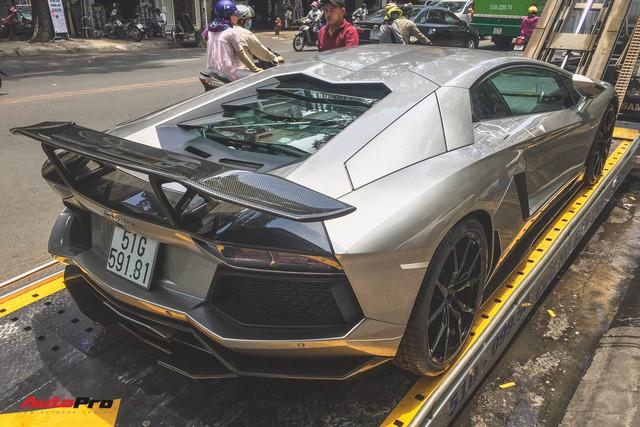 Ông chủ cafe Trung Nguyên tậu Lamborghini Aventador DMC độc nhất Việt Nam - Ảnh 4.