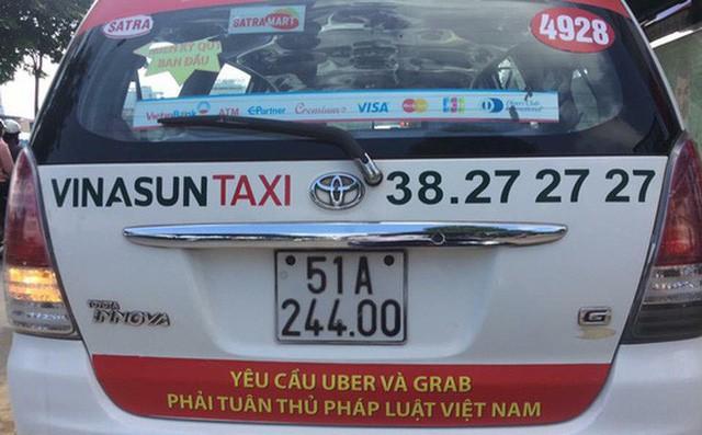 Những chiến tướng mạnh nhất ngành taxi truyền thống như Vinasun và Mai Linh đã ở đâu khi 2 kẻ ngoại quốc Uber & Grab về chung một nhà? - Ảnh 4.