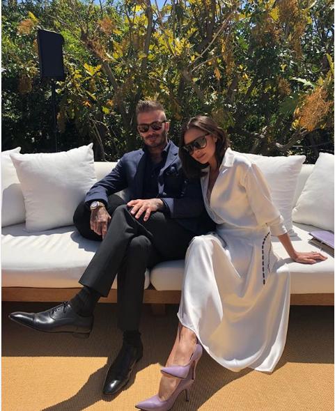Chuyện tình như mơ của David và Victoria Beckham - 2 nhân vật quyền lực trong làng thời trang và bóng đá - Ảnh 5.