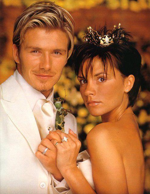 Chuyện tình như mơ của David và Victoria Beckham - 2 nhân vật quyền lực trong làng thời trang và bóng đá - Ảnh 1.