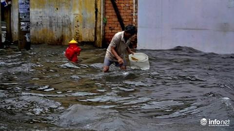 """Ông Nguyễn Thiện Nhân: """"Vì các con phố tắc, ngập nước nên mới cần thành phố thông minh"""" - Ảnh 1."""