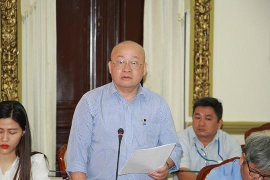 Chưa chốt giá thuê máy bơm chống ngập đường Nguyễn Hữu Cảnh - Ảnh 2.