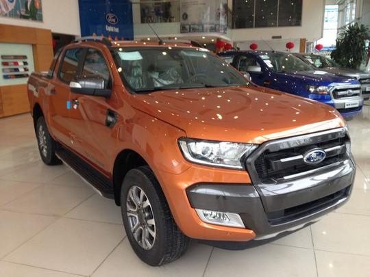 Ford Việt Nam lên tiếng về xe nhập khẩu không đạt chuẩn khí thải - Ảnh 1.