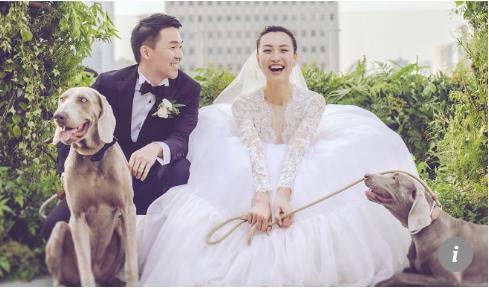 Xu hướng đám cưới xa xỉ của những cặp đôi giàu có ở Trung Quốc: Tiệc cưới sang trọng, cá tính nổi bật và được tổ chức ở nước ngoài - Ảnh 1.