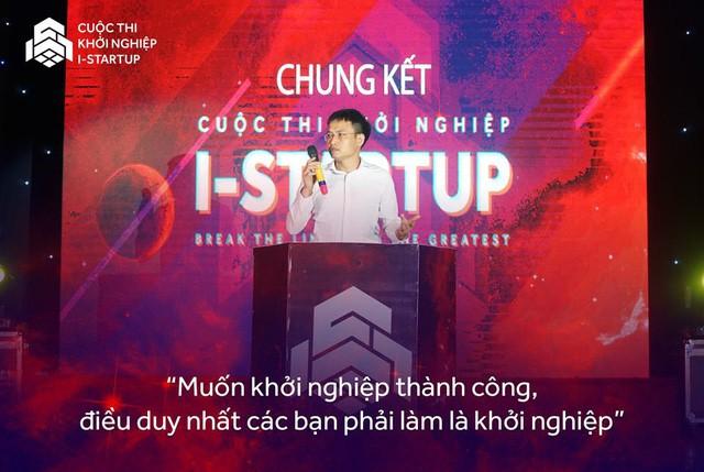 Shark Vương: Muốn đi cùng nhau thì đừng dựa vào tình bạn, muốn được đầu tư thì phải trung thực, muốn khởi nghiệp thành công thì phải… khởi nghiệp - Ảnh 2.