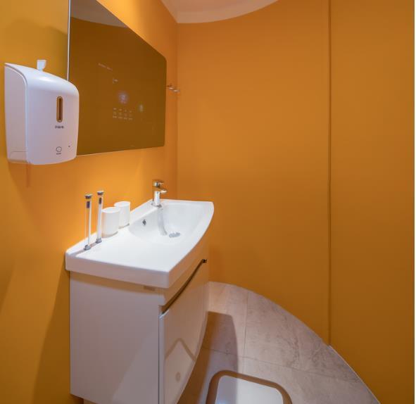 Thiết kế phá cách, ấn tượng của căn hộ cao tầng hơn 100m2 cho gia đình có con nhỏ - Ảnh 18.
