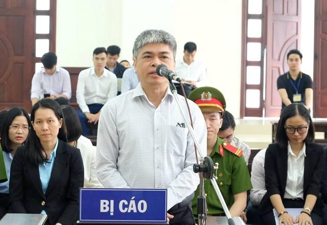 Bị cáo Nguyễn Xuân Sơn nói về tội Tham ô tài sản PVN: Án lương tâm còn nặng nề hơn tử hình - Ảnh 1.