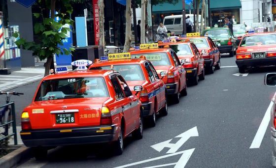 Ngoài mức cước đắt đỏ bậc nhất thế giới, văn hóa taxi tại Nhật Bản còn là ẩn số với rất nhiều người - Ảnh 1.