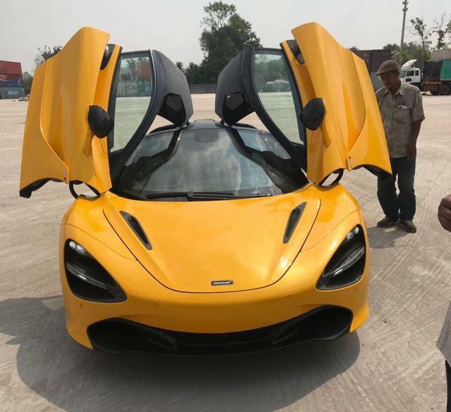 Đua với đại gia Campuchia, dân chơi Việt tậu thêm siêu xe McLaren 720S thứ hai - Ảnh 5.